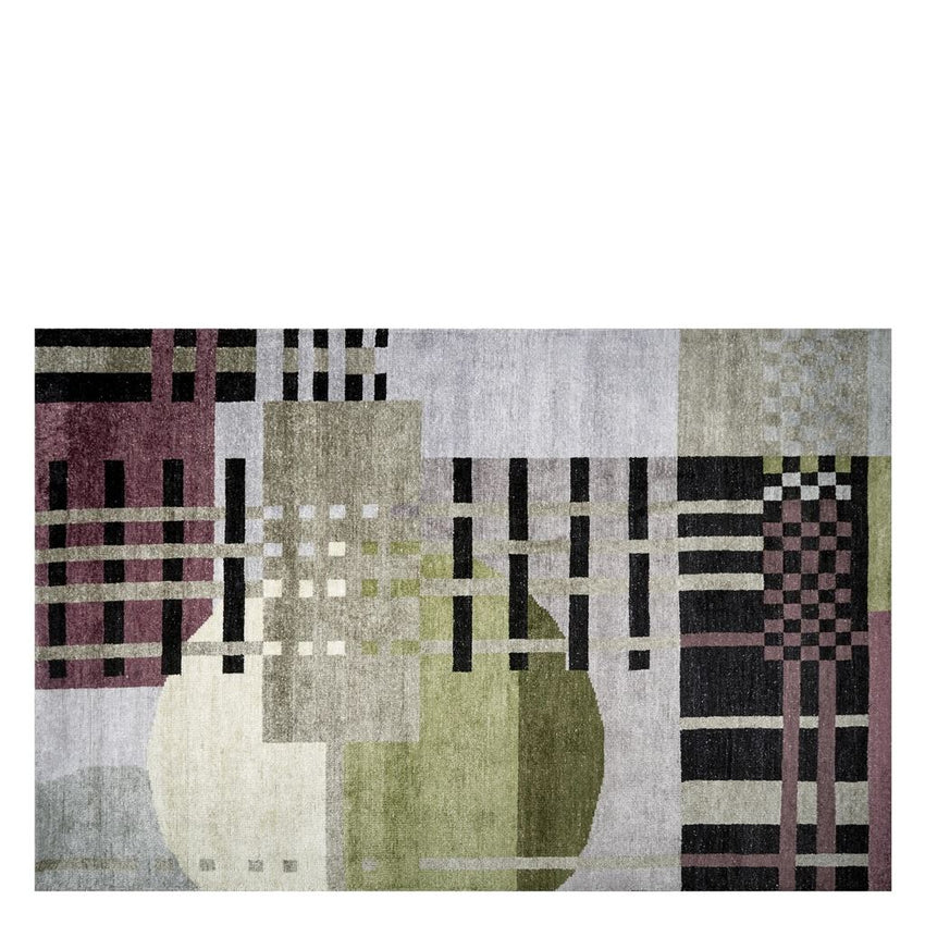 Chandigarh Berry Standard Rug