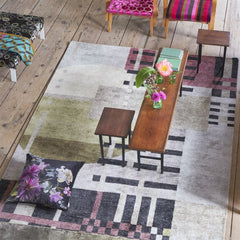 Designers Guild Chandigarh Berry Teppich