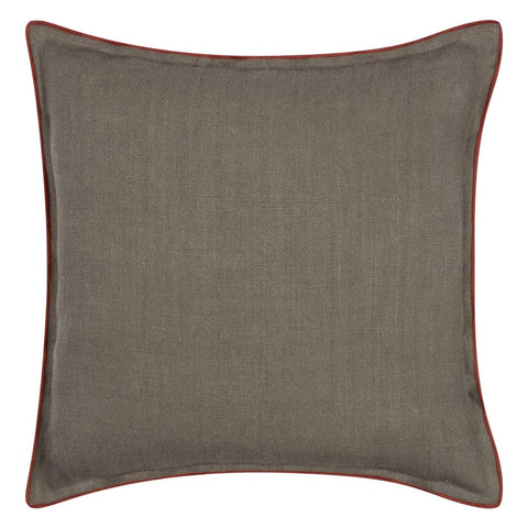 Brera Lino Walnut Cushion