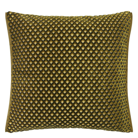 Portland Ochre Cushion