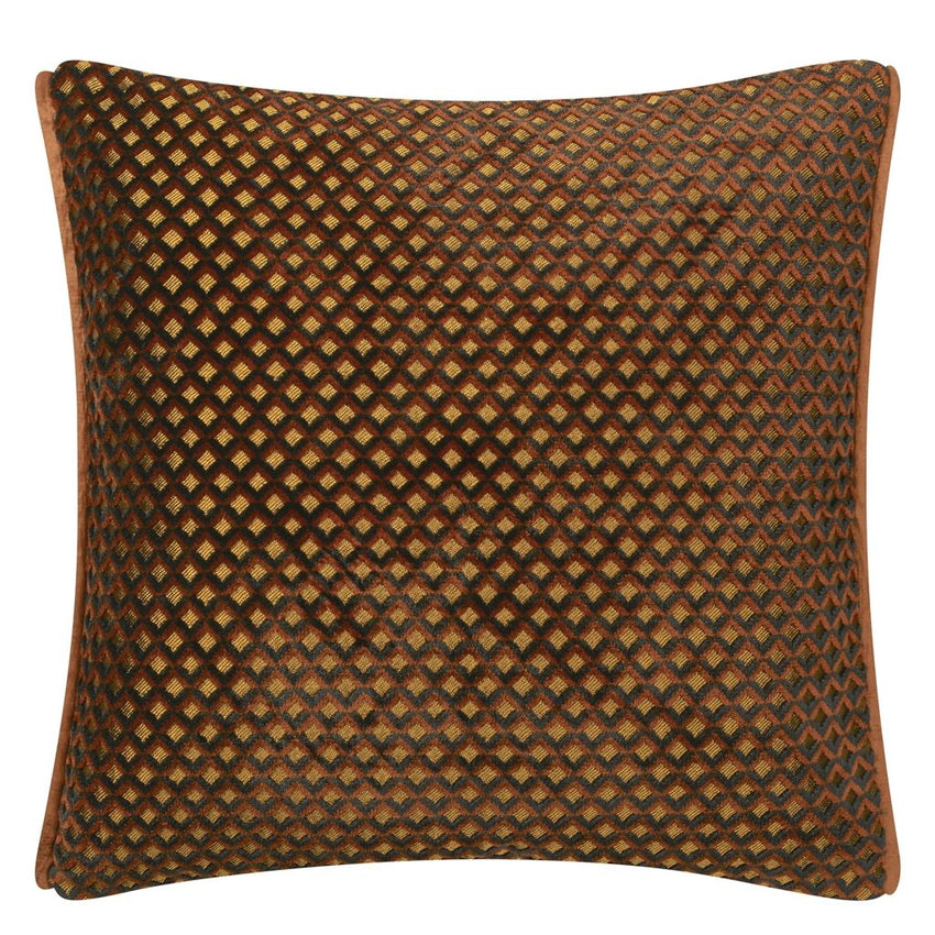 Portland Terracotta Cushion