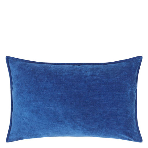 Rivoli Cobalt Cushion