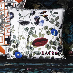 Christian Lacroix Dame Nature Printemps Kissen