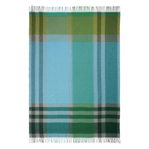 Bampton Emerald Throw