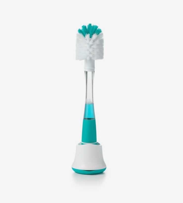 Tot Bottle Brush & Stand