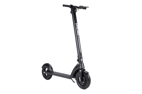 DECENT X7 - Electric scooter with removable battery!
