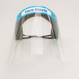 500 Face Shields - Reusable & Wipeable Face shields (Only £2.99 each)