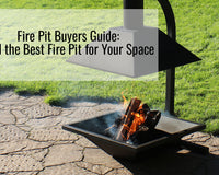 Find the best fire pit with this fire pit buying guide