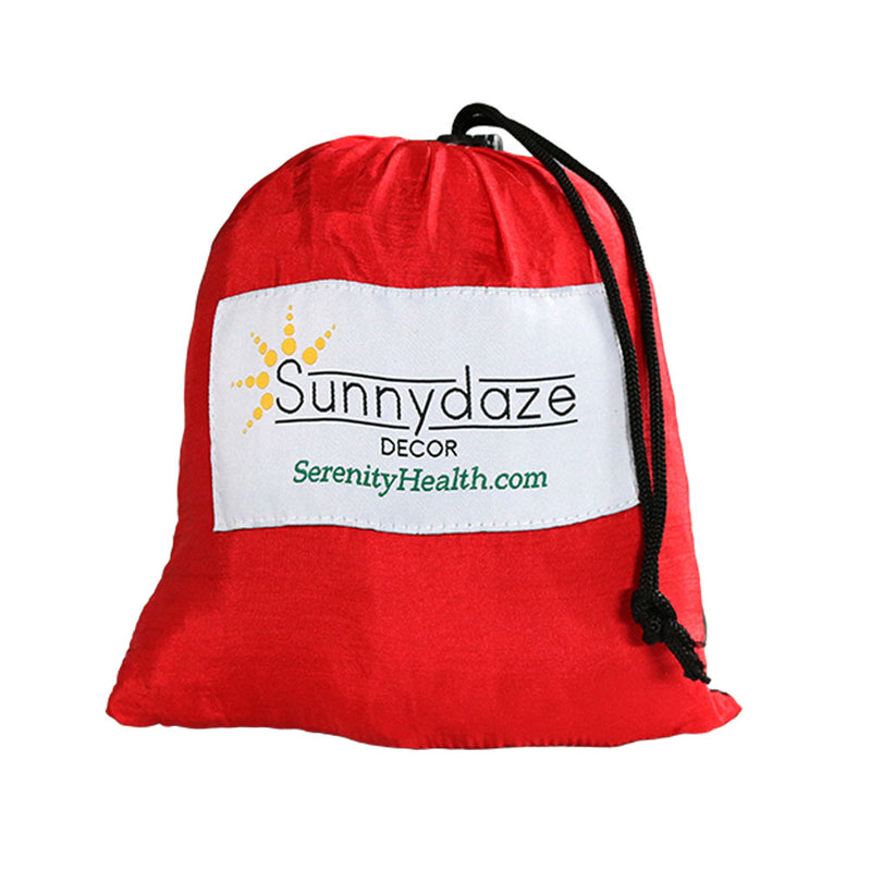 Sunnydaze Pocket Blanket for Camping, Picnics, Hiking, and the Beach, Lightweight Nylon