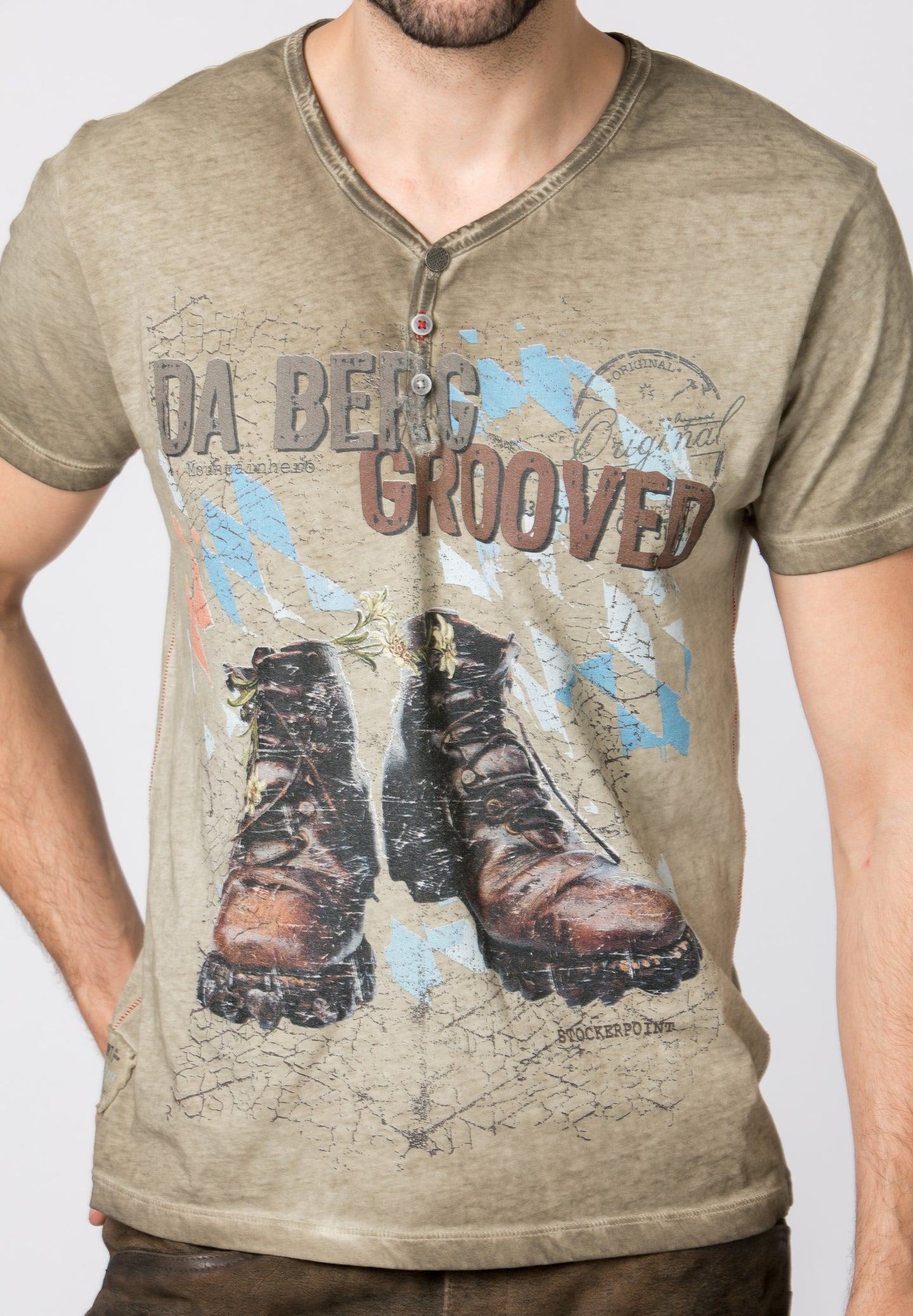 T-SHIRT GROOVE