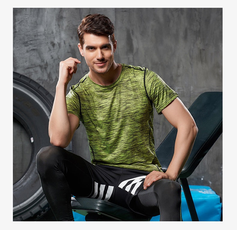 Buy 2 get 10%OFF-Men's Cooling Crew Neck