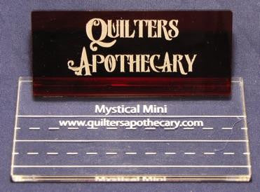 Quilter's Apothecary Mystical Mini with no notch