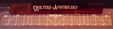 Small Quilter's Apothecary Mystical 45 for Right Handed Quilters.