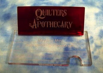 Quilter's Apothecary Mystical Mini for Right Handed Quilters