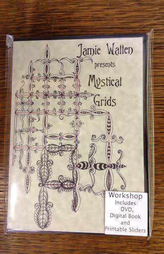 Quilter's Apothecary Mystical Grids DVD Workshop