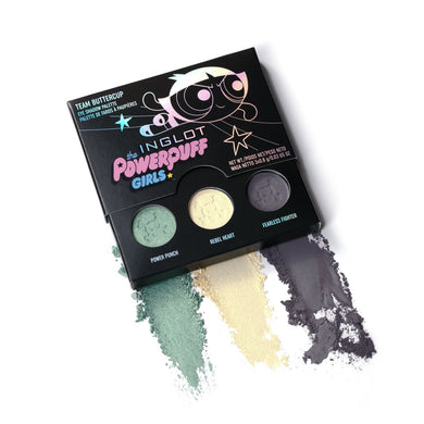 Team Buttercup Eyeshadow Palette