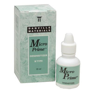 Micro Prime Desensitizer, 10 ml Bottle Type G, Glutaraldehyde (Equ to Gluma)