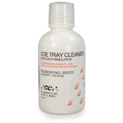 GC, COE Tray Cleaner, 1.27lb/Bottle