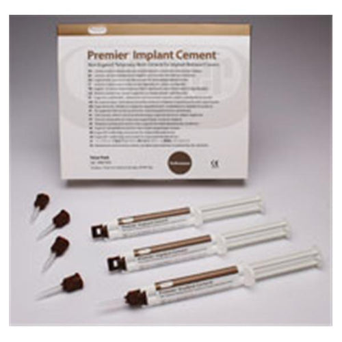 Implant Cement 3x5ml Syringes Value Pack- Premiere