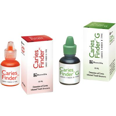 Caries Finder Caries Disclosing Dye ,10ml Bottle
