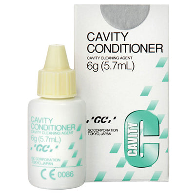 GC, Cavity Conditioner 5.87ml Bottle Refill , Cavity Cleaner