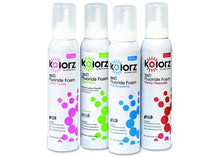 Load image into Gallery viewer, Kolorz, 60 Seconds 1.23% Topical Fluoride Ion Foam Raspberry 4.4oz /Can-DMG
