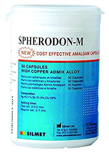 Amalgam Spherodon-M 2 Spill Regular Set – Silmet