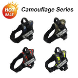 camouflage series of mastiff harnesses