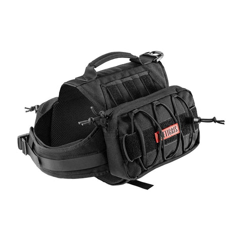 tactical dog pack harness