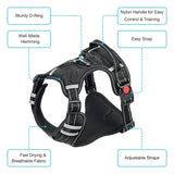 Bully no pull dog harness