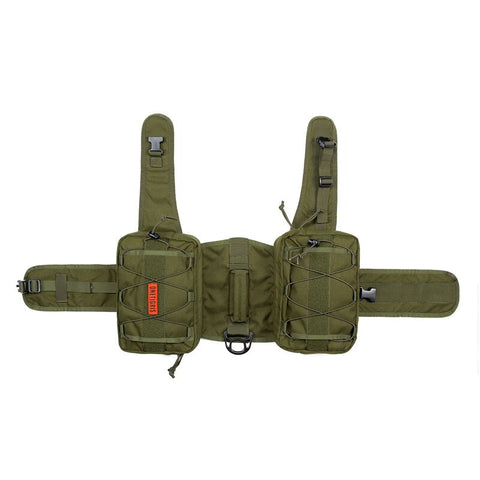 military dog pack harness