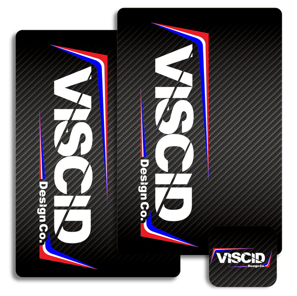Viscid Design Fork Decals