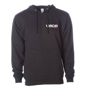 Midweight Hooded Sweatshirt  -  Viscid Classic