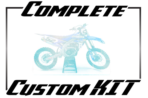 Yamaha - Custom Kit