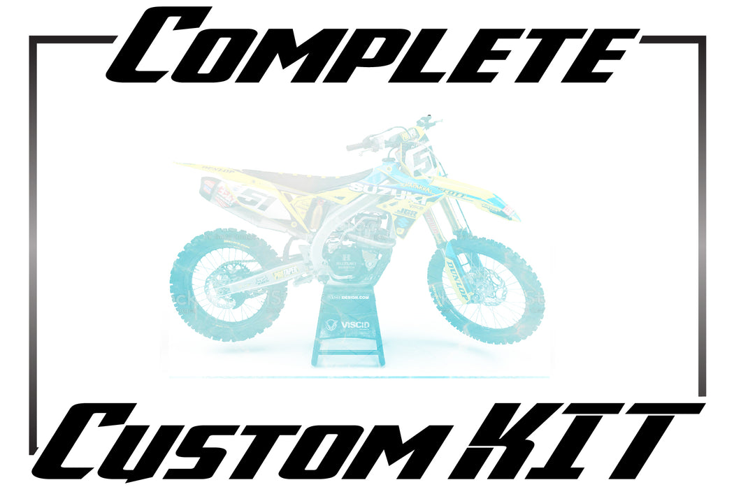 Suzuki - Custom kit