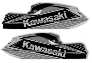 Kawasaki JS550SX - Two Tone  series