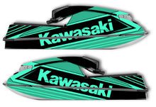 Load image into Gallery viewer, Kawasaki JS550SX - Two Tone  series