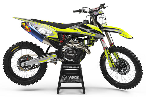 KTM -  Glacier Series Yellow - Black
