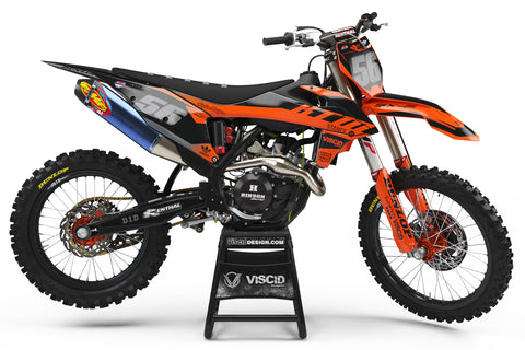 KTM - Smoke Series (ORANGE)