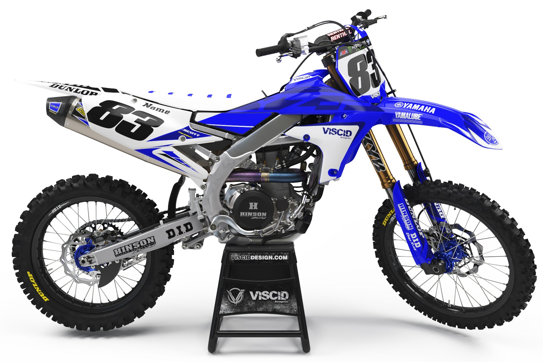 Yamaha - Frost Series