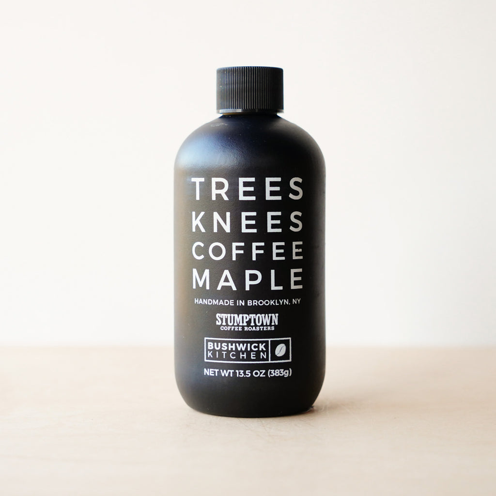 Coffee Maple Syrup