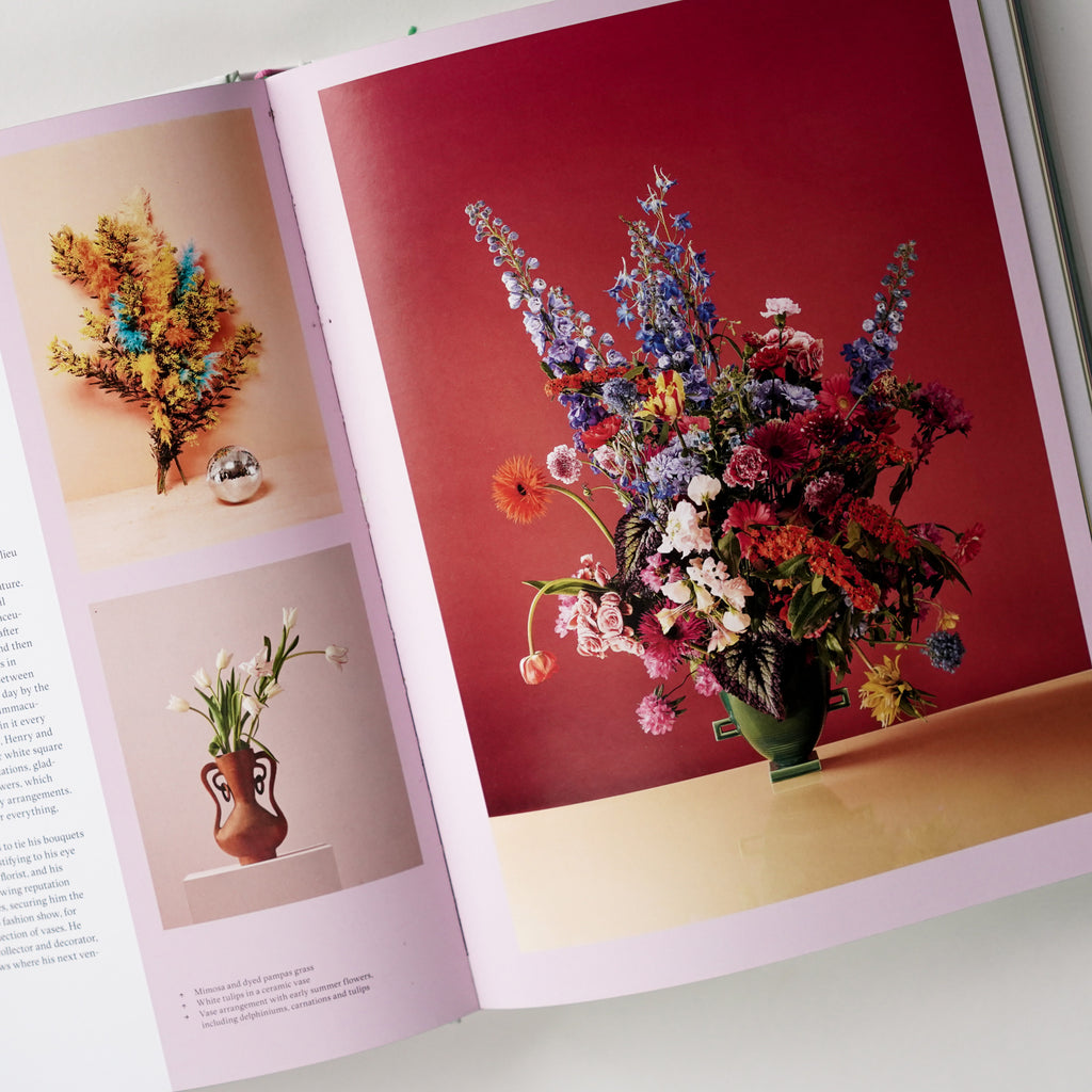 Blooms: Contemporary Floral Design