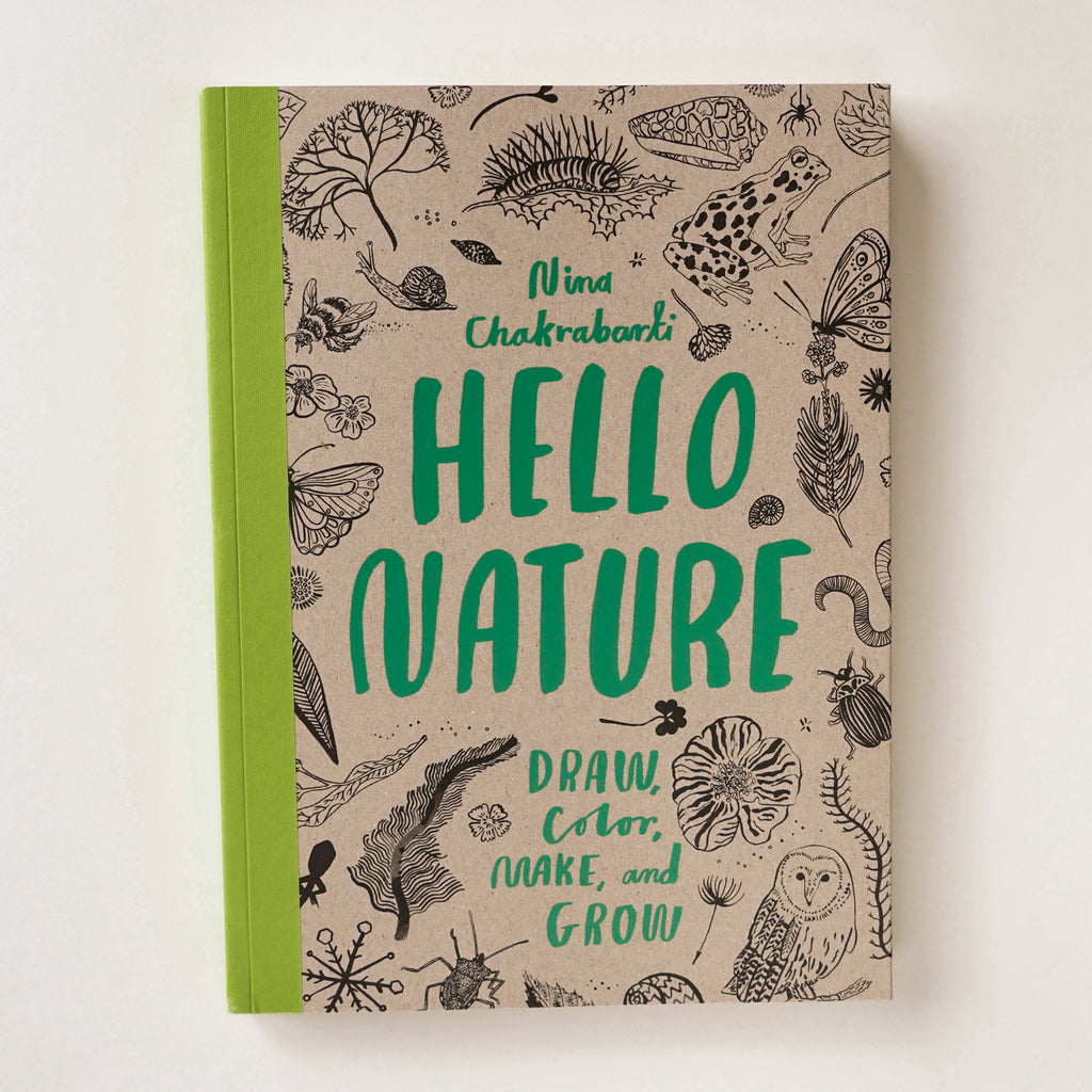 Hello Nature Activity Book