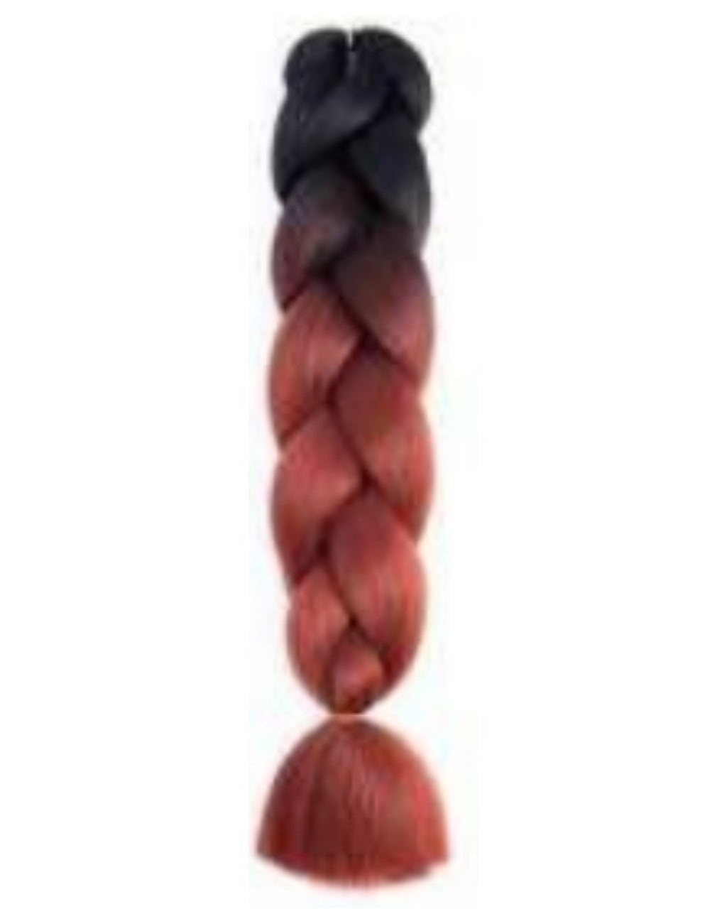 Two-Tone Ombre Hair