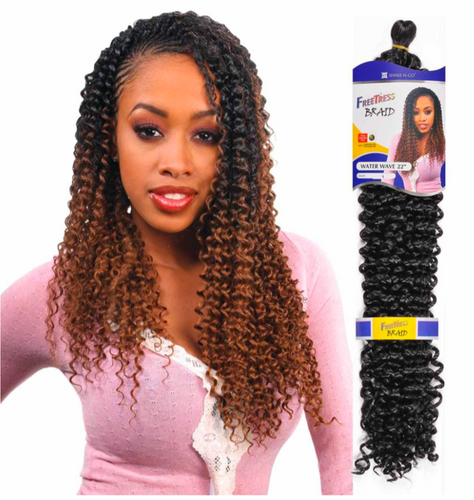 Freetress Water Wave 22 inch - hibiscusbeauty
