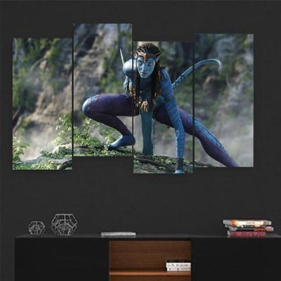 Avatar Character Canvas Set - San Diego Art House