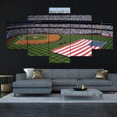 Busch Stadium Canvas Set - San Diego Art House
