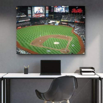 Citi Field Stadium Canvas Set - san-diego-art-house