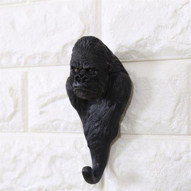 Creative Animal Series Wall Decor Hooks