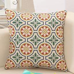 Cushion Covers Mediterranean Style